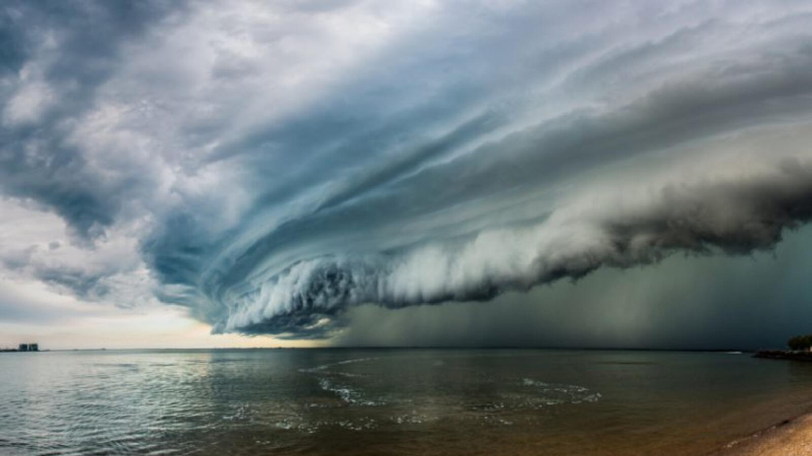 """تحذير من عاصفة """"التنين"""" العنيفة التي تقترب…أمطار طوفانية ورياح قوية جدا –  الجرأة نيوز – aljoraanews"""